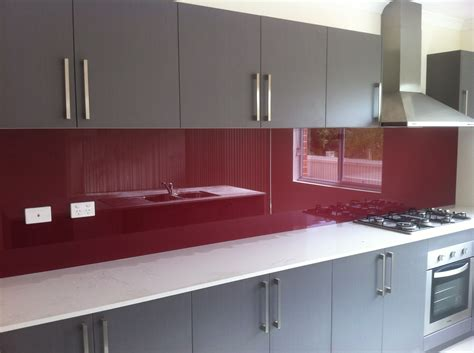 Outdoor Kitchen Cabinets Melbourne Glass Splashbacks Perth Kitchen Splashbacks Samples