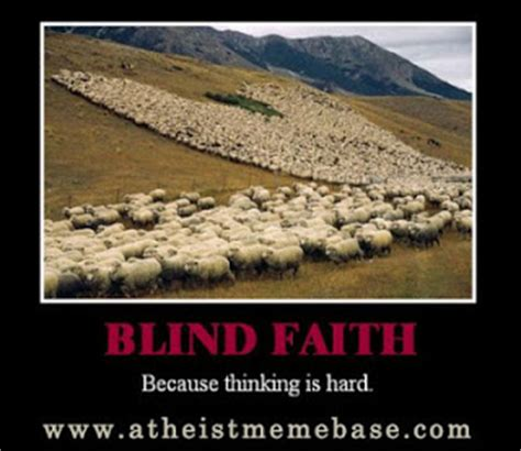 What Does The Bible Say About Blind Faith bible quotes on the blind quotesgram