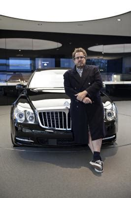 maybach automobile manufacturer maybach presents queequeq a new sculpture by american