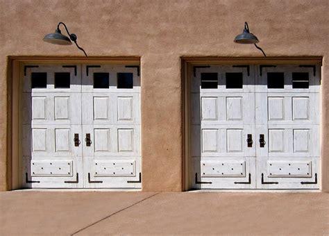 Santa Fe Style Garage Doors Dream Home Pinterest Overhead Door Santa Fe