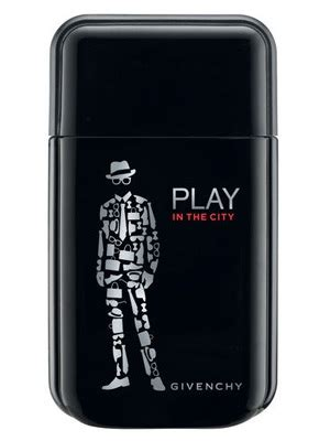 Play The Perfumer by Play In The City For Him Givenchy Cologne A Fragrance