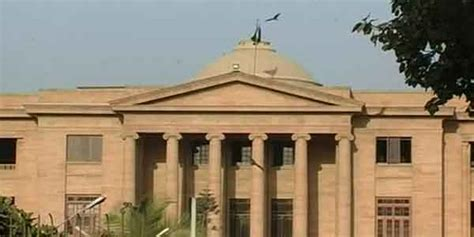 Sindh High Court Search Shc Orders To Evacuate Railways Land In 24 Hours Newsone