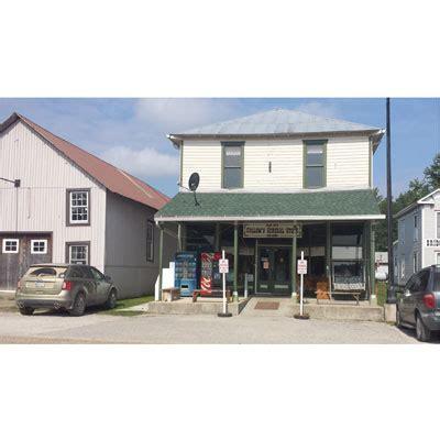 Bridgeton Post Office by Attractions Bridgetonindiana