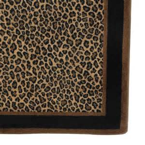 Leopard Outdoor Rug Milliken Innovation Leopard Print Zimbala Area Rug Reviews Wayfair