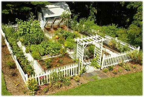 attractive vegetable garden fence video