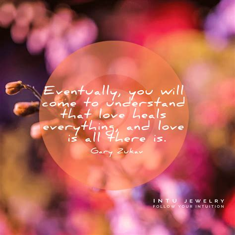 All There Is eventually you will come to understand that heals