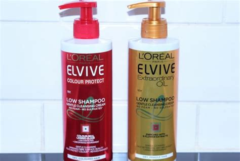 L Oreal Extraordinary Review l oreal elvive low shoo review extraordinary