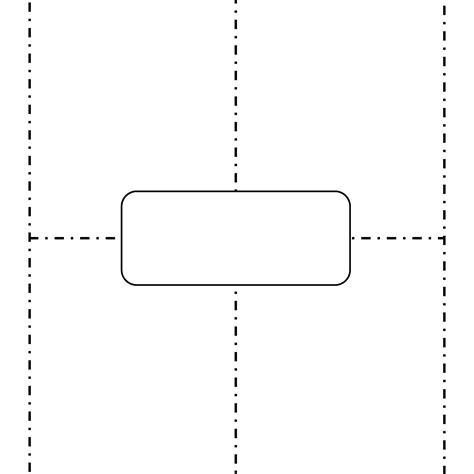 4 blocker template using 4 block 4 corners template in math