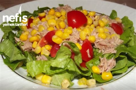 ana sayfa tarifler diyet yemekleri diyet salata tarifleri ton balıklı salata nefis yemek tarifleri