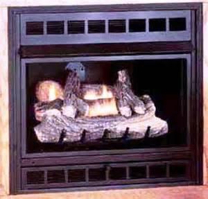desa ventless fireplace desa gas fireplace insert 149152 fireplaces