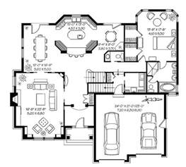Modern Villa Designs And Floor Plans by Modern Small House Plans Modern House Floor Plans 3000