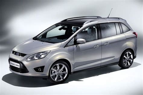 Isc Grand Max Ori Tokootomotif onthuld ford grand c max zevenzitter groenlicht be