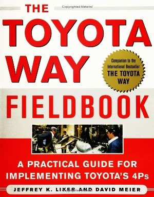 toyota way book essential lean reading lean homebuilding