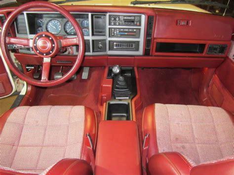 1986 jeep comanche interior 1986 jeep comanche xls 2 8l v6 in excellent conditon with