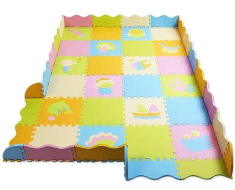 Foam Baby Mat by Foam Baby Play Mat 48 Pieces Grabone Nz