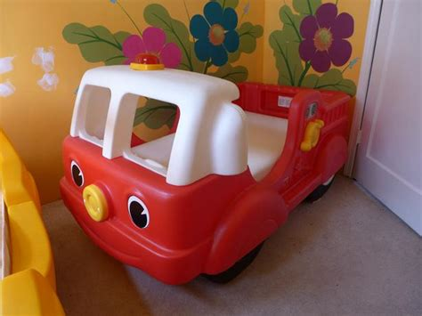 fire engine toddler bed step 2 fire engine toddler bed with crib mattress south