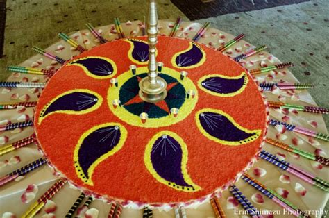 Dandiya Decoration Images by Picturesque Indian Wedding Garba By Erin Shimazu