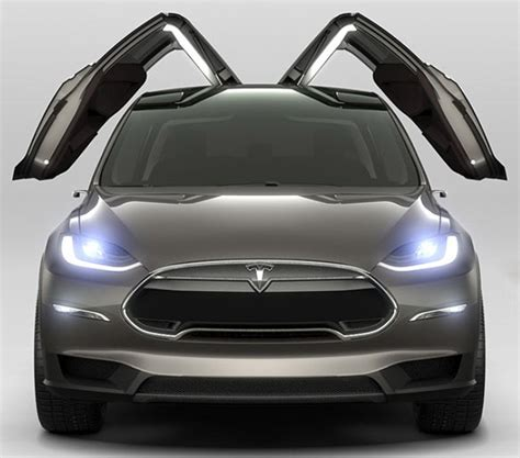 the tesla model x viewed from european plugincars