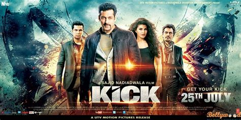 film kick it kick crosses 30 crore figure at one day justbollywood