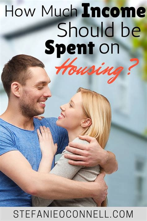 how much to spend on housing how much of my income should i spend on housing