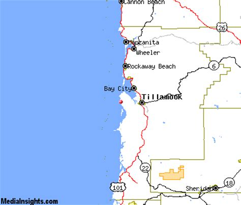map of oceanside oregon oceanside vacation rentals hotels weather map and