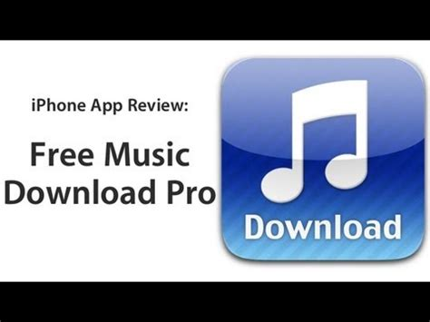Review free music download pro iphone app youtube