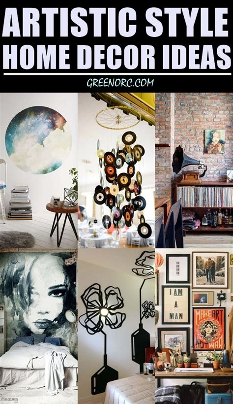 artistic home decor 45 artistic style home decor ideas