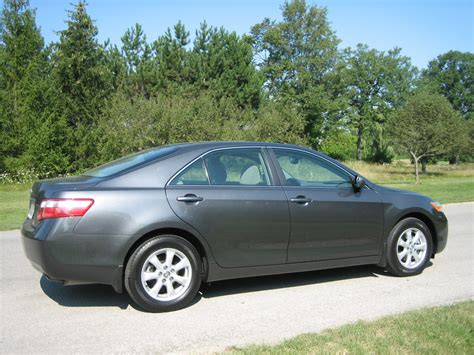 2007 Toyota Camry Reviews Canadian Auto Review 2007 Toyota Camry Le Photos