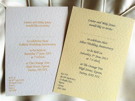 how to list names on wedding invitations eat drink and wedding anniversary invitations