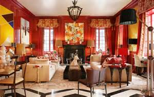 china decorations home step inside the holiday house s seasonally inspired rooms