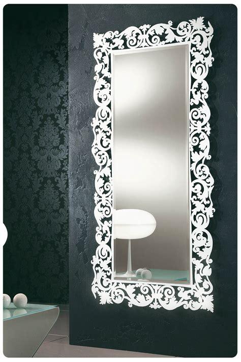 specchio da letto moderno specchi in da letto la sta specchio da