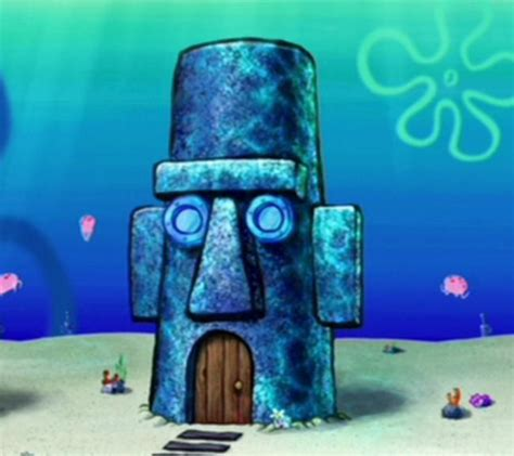 squidwards house 122 conch street encyclopedia spongebobia the spongebob squarepants wiki