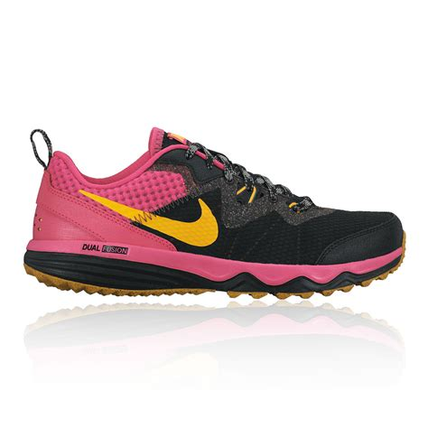 nike dual fusion womens running shoe nike dual fusion s trail running shoes 50