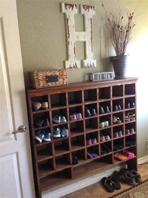 how to build a shoe organizer for entryway best 25 shoe organizer entryway ideas only on
