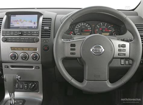 nissan navara 2008 interior nissan navara interior photos