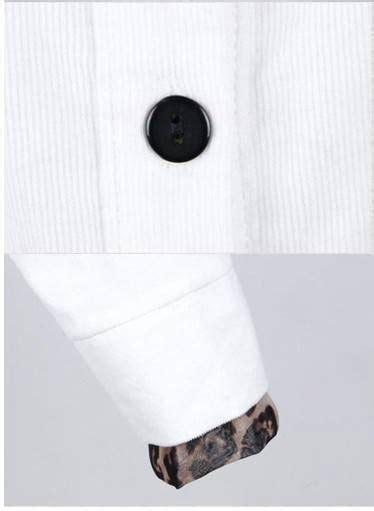 Peplum Blouse Leopard Dress Korea Wanita Motif Macan Hq 4649 baju kemeja wanita motif leopard terbaru model terbaru