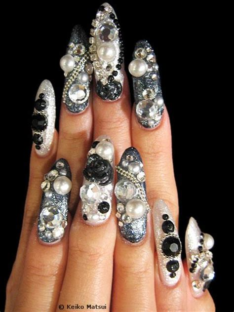 3d nail designs japanese 3d nail beststylo