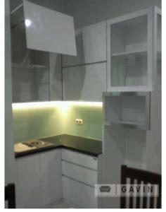 Multiplek Palem harga lemari kayu multiplek kitchen set jakarta