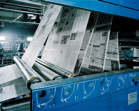 Paper Press - newspaper printing press www pixshark images