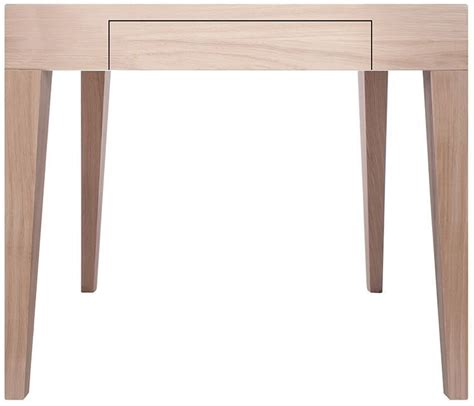 cubo table buy cubo oak square dining table with drawer