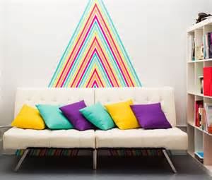 how to decorate wall 10 diy wall decorations with washi tape