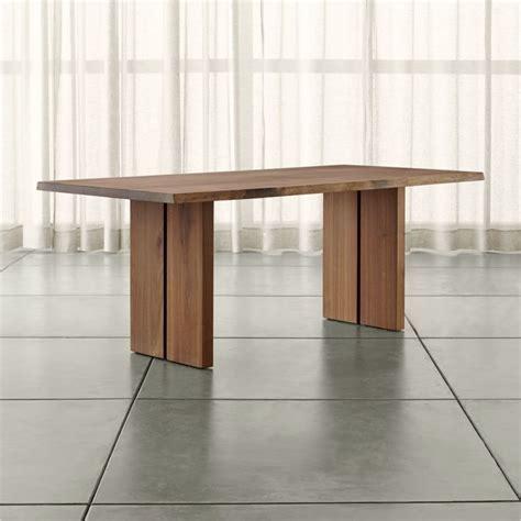 "Dakota 77"" Dining Table   Reviews   Crate and Barrel"
