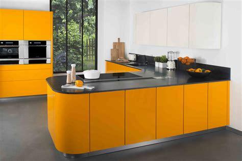 meuble cuisine jaune meuble cuisine jaune orange cuisine nous a fait 224
