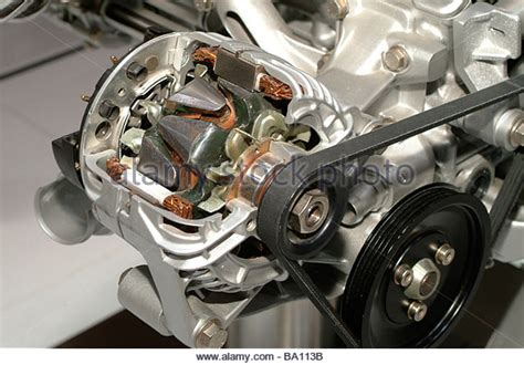 Auto Lichtmaschine by Alternator Stock Photos Alternator Stock Images Alamy