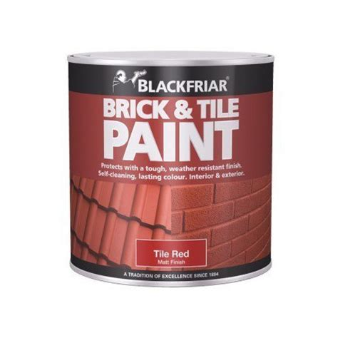 blackfriar brick tile paint coatings