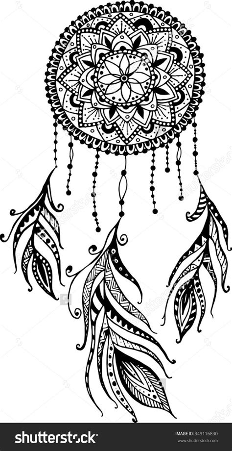 american inspired coloring book dreamcatcher 50 tribal mandalas patterns detailed designs books 19 best catcher images on
