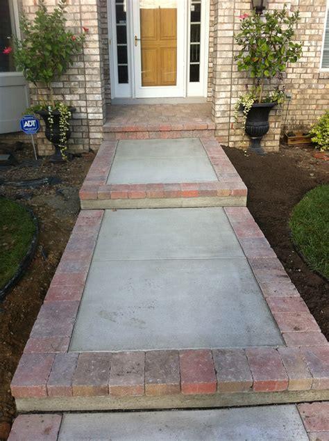 Ideas For Brick Sidewalk Design Ideas For Brick Sidewalk Design 25123