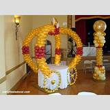 Quinceanera Balloon Centerpieces | 967 x 702 jpeg 95kB