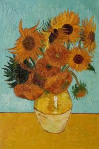 Vincent Van Gogh Vase With Twelve Sunflowers Vincent Van Gogh Sunflowers Jan 1889 Art Print Van Gogh