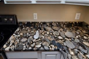 Most Popular Backsplash by Black Mosaic Gold Granite Marinace Granite Kitchen